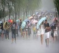 Heavy rains kill 9 people in China