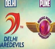 IPL: Pune wins toss, elect to bowl vs Delhi