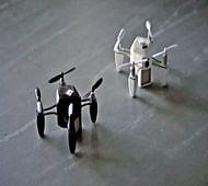 AI-powered drone to click photos, make videos