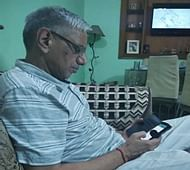 Instant messaging apps help elderly remain connected