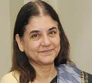 Maneka Gandhi to release Draft Trafficking of Persons Bill today