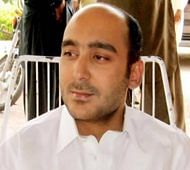 Yousuf Raza Gilani's son recovered from Afghanistan after three years