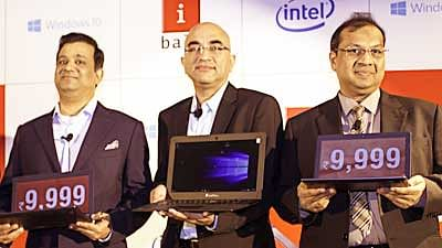 iBall teams up with Microsoft & Intel to launch affordable laptops
