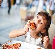 Eating past 8 p.m. won't make your kids fat