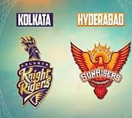 Gambhir invites Sunrisers Hyderabad to bat in Eliminator