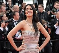 Mallika Sherawat loved meeting her fav actress Penelope Wilton