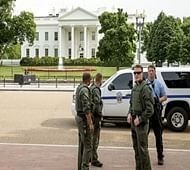 Man shot outside White House remains in critical condition