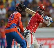 IPL: Punjab post 154 against Gujarat