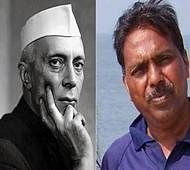 IAS officer who praised Nehru on social media, transferred
