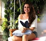 What kept Parineeti awake for 24 hours?