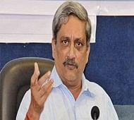 Nexus between middlemen, arms agents broken: Parrikar