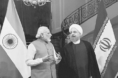 India-Iran 'dosti' as old as history: Modi