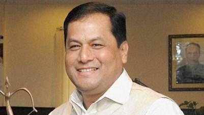 Assam Chief Minister Sarbananda Sonowal