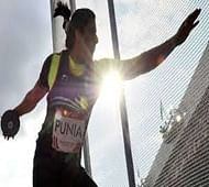 Discus thrower Seema seals Olympics berth