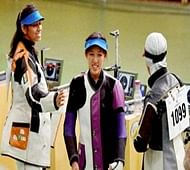 Shooters finish fourth at Junior World Cup