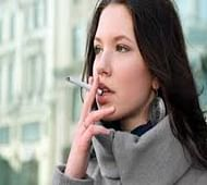Smoking during pregnancy can harm baby's brain