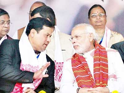 Modi 2 Years: After see-saw ride, BJP breaks new ground