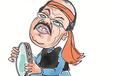 Ulta Pulta: Amar got the Talent!
