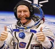 Astronaut talks about living in isolation with cancer patient
