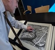 center gifts atomic bomb images to Hiroshima museum