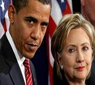 Now, Obama lends his weight to Hillary claim