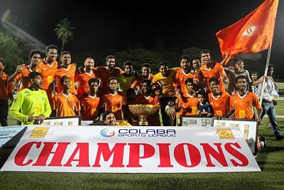 Hirai Suns FC score over Flash FC to emerge champions