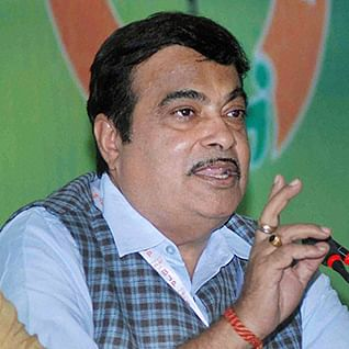 Nitin Gadkari unhappy with BMC's flood prevention, waste and water management