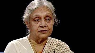 Maharashtra leaders condole Sheila Dikshit's death