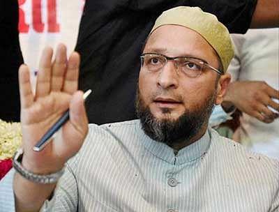 Amid Kairana, Owaisi  talks of Muslim exodus