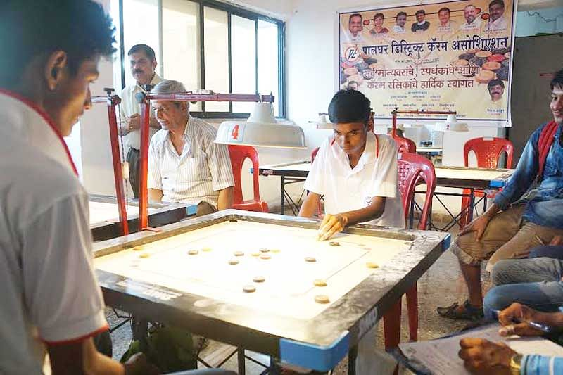 Indians prove too strong, retain Carrom titles