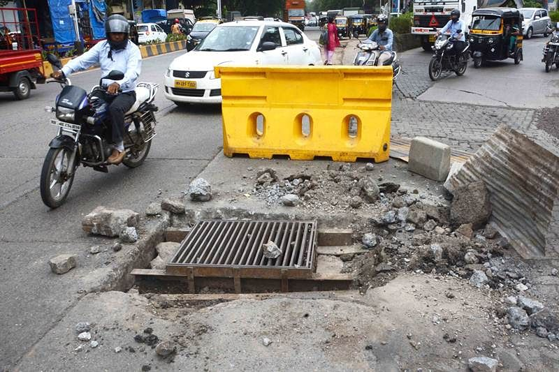 Road repair scam: Only one contractor responds to MCGM's tender