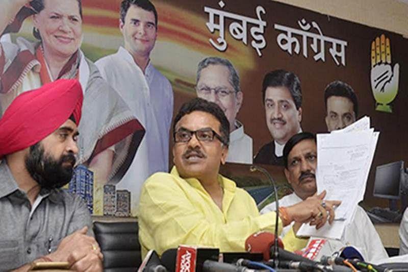 Nirupam demands Maha Housing Development minister resignation over Aarey land scam