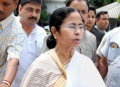 FDI will kill Indian brands: Mamata