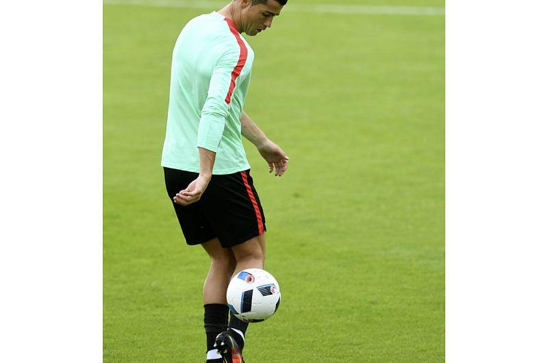 Reawakened Ronaldo up against Croatia with teeth