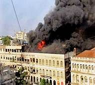 Colaba fire: Occupants may be shifted in transit camps