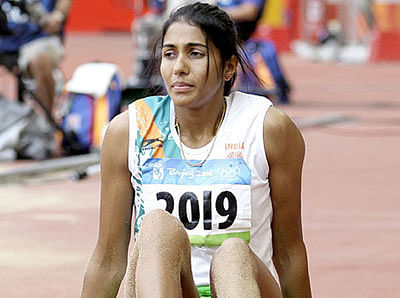 Anju Bobby George accuses Foul Play