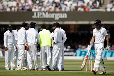 Alastair Cook, Johny Bairstow put England on course