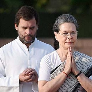 'United, vibrant and strong under their leadership': Rajasthan CM Ashok Gehlot bats for Sonia Gandhi, Rahul