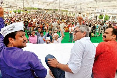 AAP sets target to strengthen base
