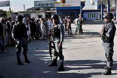 Taliban attack police buses in Kabul, many casualties feared