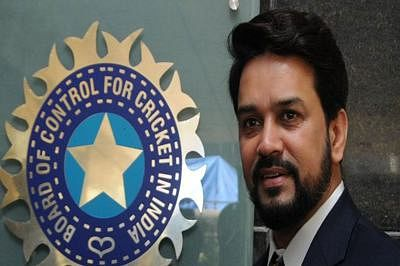 BCCI congratulates India for Test series win against West Indies