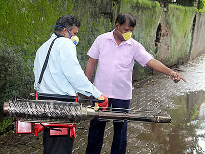 Monsoon 2016: BMC set to fight malaria, dengue,leptospirosis