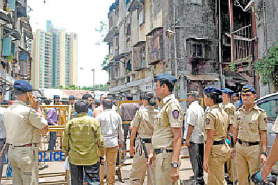 Century-old Bombay Improvement Chawl residents evicted