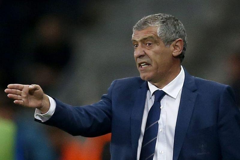 Hungary game a final for Portugal, coach Santos tells team