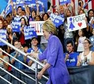 Hillary poised to clinch Democratic nomination