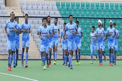 Hockey India announces junior men squad for EurAsia Cup & England tour