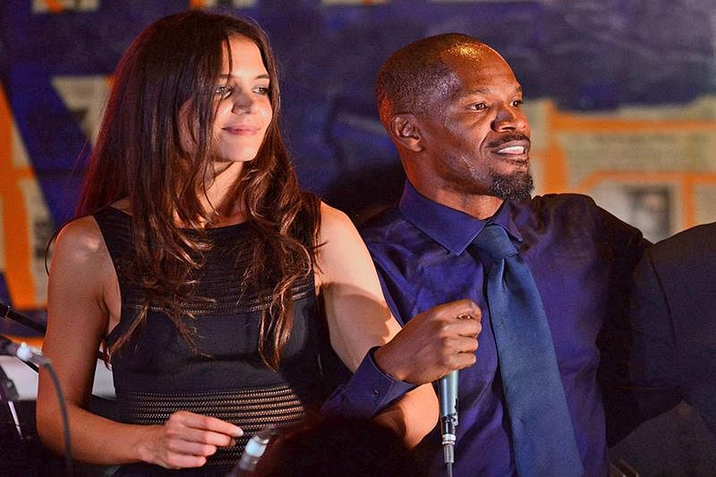 Here's how Katie Holmes, Jamie Foxx maintain their relationship perfectly