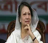 Graft case: Khaleda Zia appears before Dhaka court for self defence