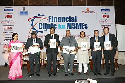 Where are the MSMEs?