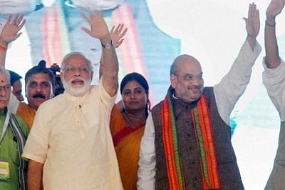 UP Polls: Modi-Shah to break cycle of SP-BSP govts